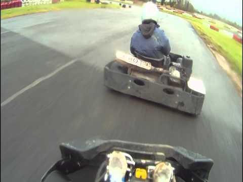 DIT Karting Club - John Hanrahan Memorial Cup 2012