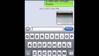 iPhone MMS Problem
