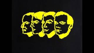 """Kraftwerk - Computer Love (12"""" Single) [1981]"""