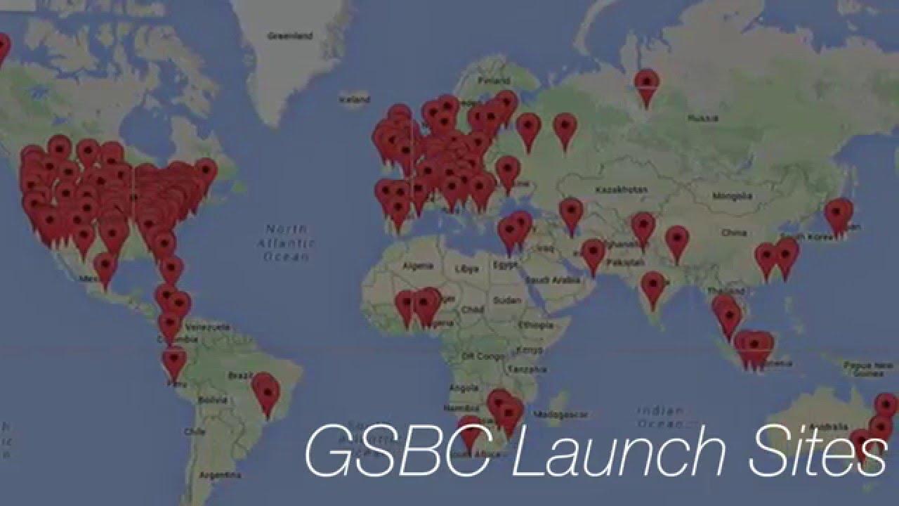Resultado de imagen para global space balloon challenge