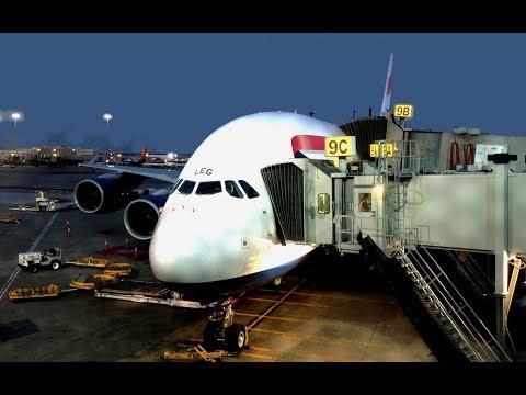 [Flight Report] BRITISH AIRWAYS | San Francisco ✈ London | Airbus A380-800 | Business