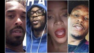 Celebs React To Beyonce Coachella Kobe Bryant, 2Chainz, Tyrese, Rih...