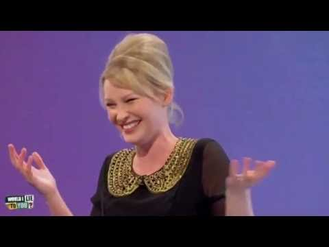 Does Joanna Page recite her timestables every night before bed?  Would I Lie to You?  CC