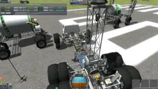 Kerbal Space Program KAS Winch Mod Tutorial