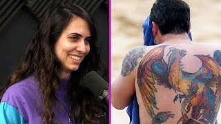 Hila Klein Rates Worst Tattoos Ever