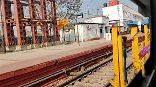 Pandit Deen Dayal Upadhyay Junction || Mughalsarai Junction || Busiest Railway Station Of India