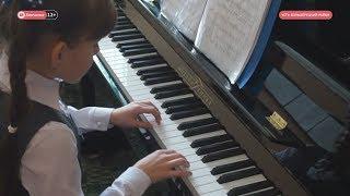 Новые инструменты в музыкальной школе Усть-Большерецка