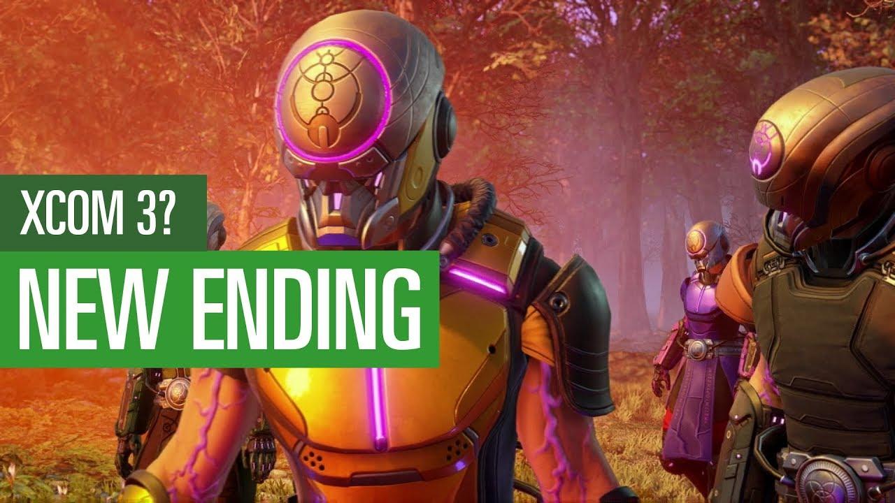 Xcom 2 war of the chosen new ending sequence terror for Portent xcom not now