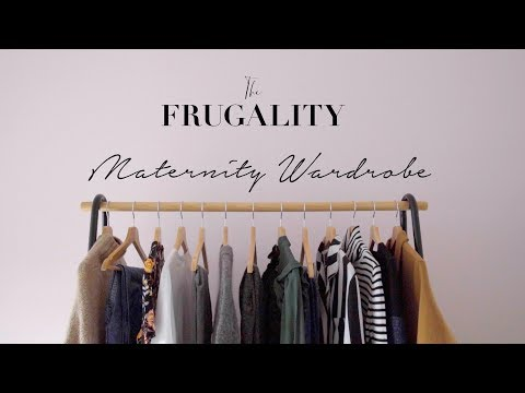 The Frugality: My maternity wardrobe