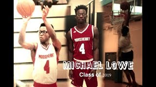 Junior Michael Lowe can BALL!