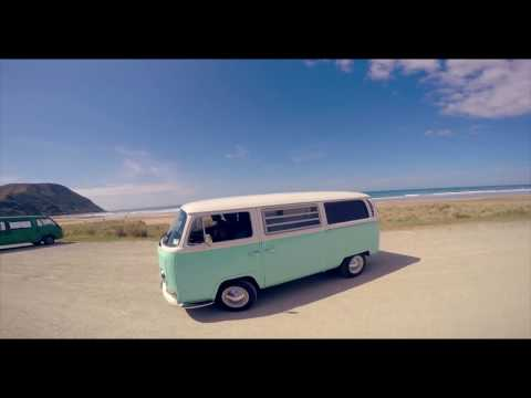 Vanlife Adventures in New Zealand with Seth