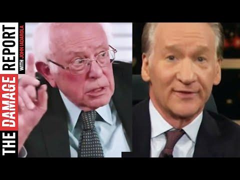 Bill Maher Has A Bernie Moment