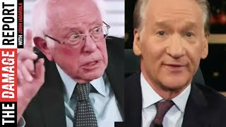 Bill Maher Has A Bernie Moment