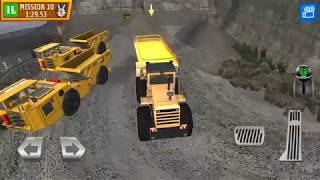 Quarry Driver 3 Giant Trucks | Android Games | Friction games