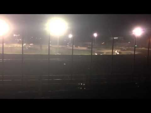 Sprint car feature 8-16-13 gas city I-69 speedway