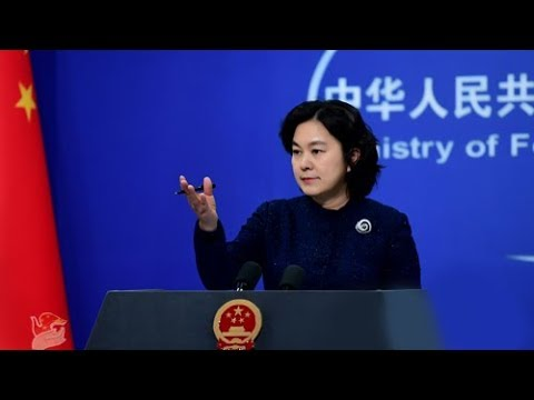 MOFA: Hacking Claims Are An Attempt To Damage China's Image
