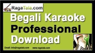 Download Hindi Video Songs - Sedino akashe chhilo kato tara - Kishore Kumar - Bengali Karaoke