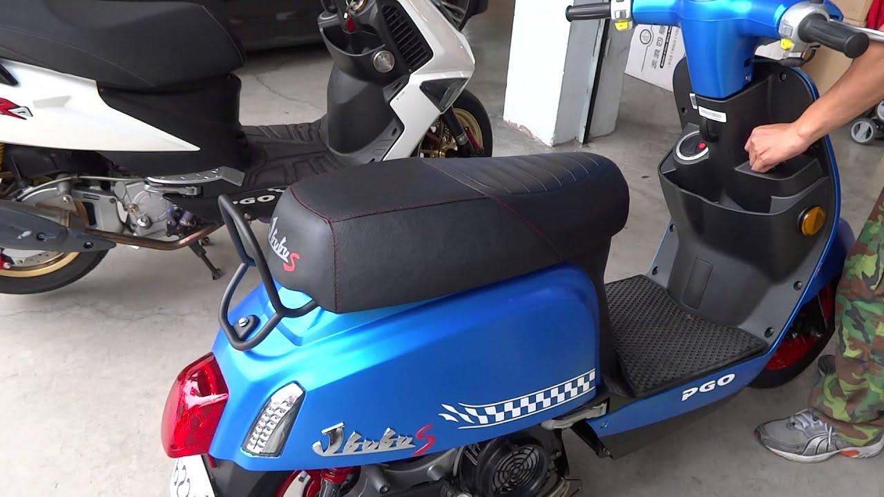 炬霸科技 J-BUBU 115 S 座椅 坐墊 座墊 馬桶 自動 升起 彈簧 椅墊 專車專用 直上 不需修改 - YouTube