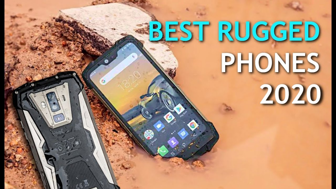 Best Rugged Smartphone 2020 Top 5