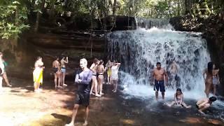 Cachoeira Presidente Figueredo Manaus
