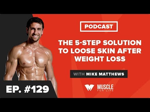The 5-Step Solution to Loose Skin After Weight Loss - Legion Athletics