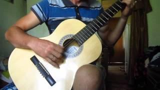 полонез огиньского гитара