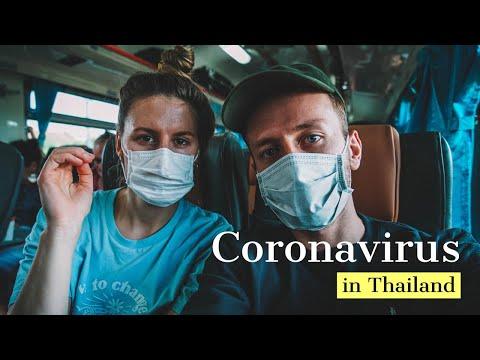 WIE WIR DAS CORONAVIRUS IN THAILAND EINSCHÄTZEN I Zugfahrt Von Bangkok Nach Hua Hin