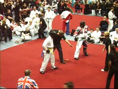 TAGB British Open Fight 4