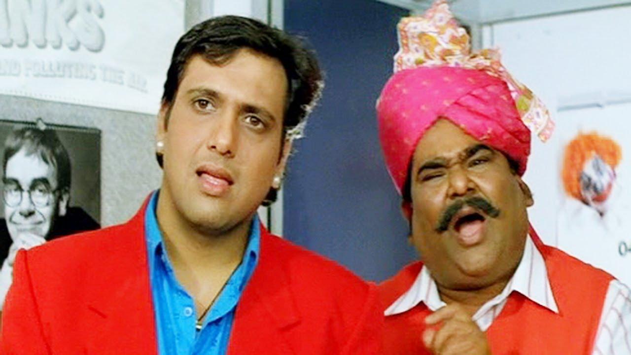 Rajaji - Part 2 Of 15 - Govinda - Raveena Tandon - Superhit Bollywood  Comedies - YouTube