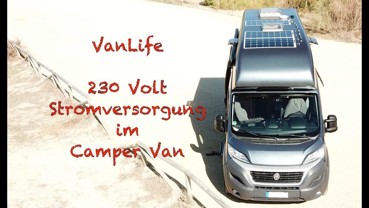 VanLife - 2000 Watt Inverter - Der Ective Wechselrichter für Camper ...