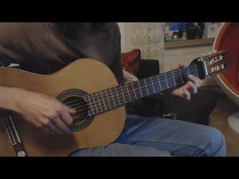 Michael Kiwanuka - Always Waiting guitar cover