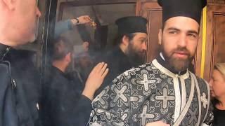 Litany Praetorium Holy Friday Jerusalem