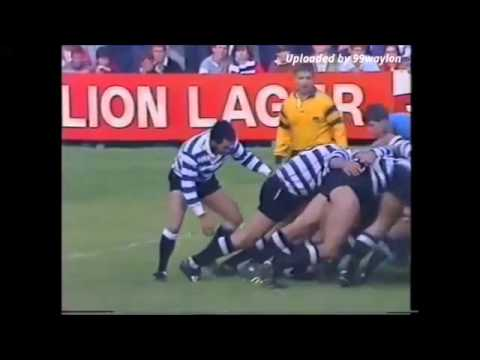 Neil Burger - 3 Tries - 1984