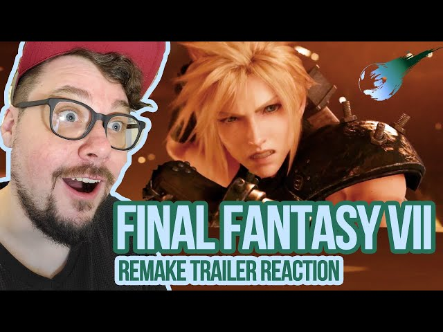 Mikey Reacts to the Final Fantasy 7 Remake Trailer