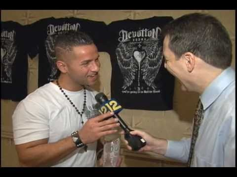 "Joey Wahler interviews ""The Situation"""