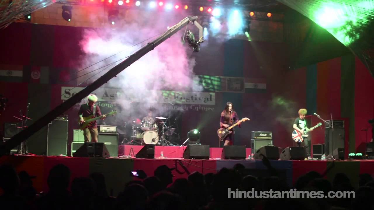 bands South festival asian