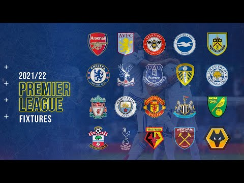 2021/22 Premier League fixtures released | Leeds United | Key games and month-by-month breakdown