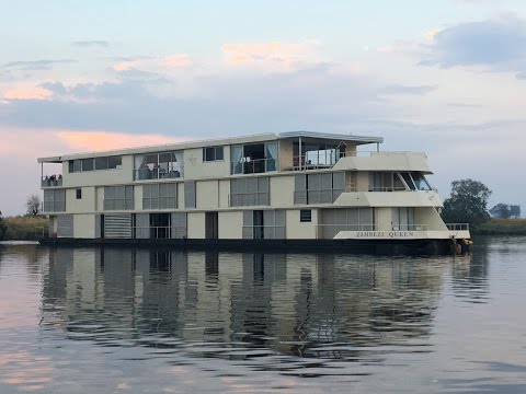 Luxury Africa River Cruise Safari