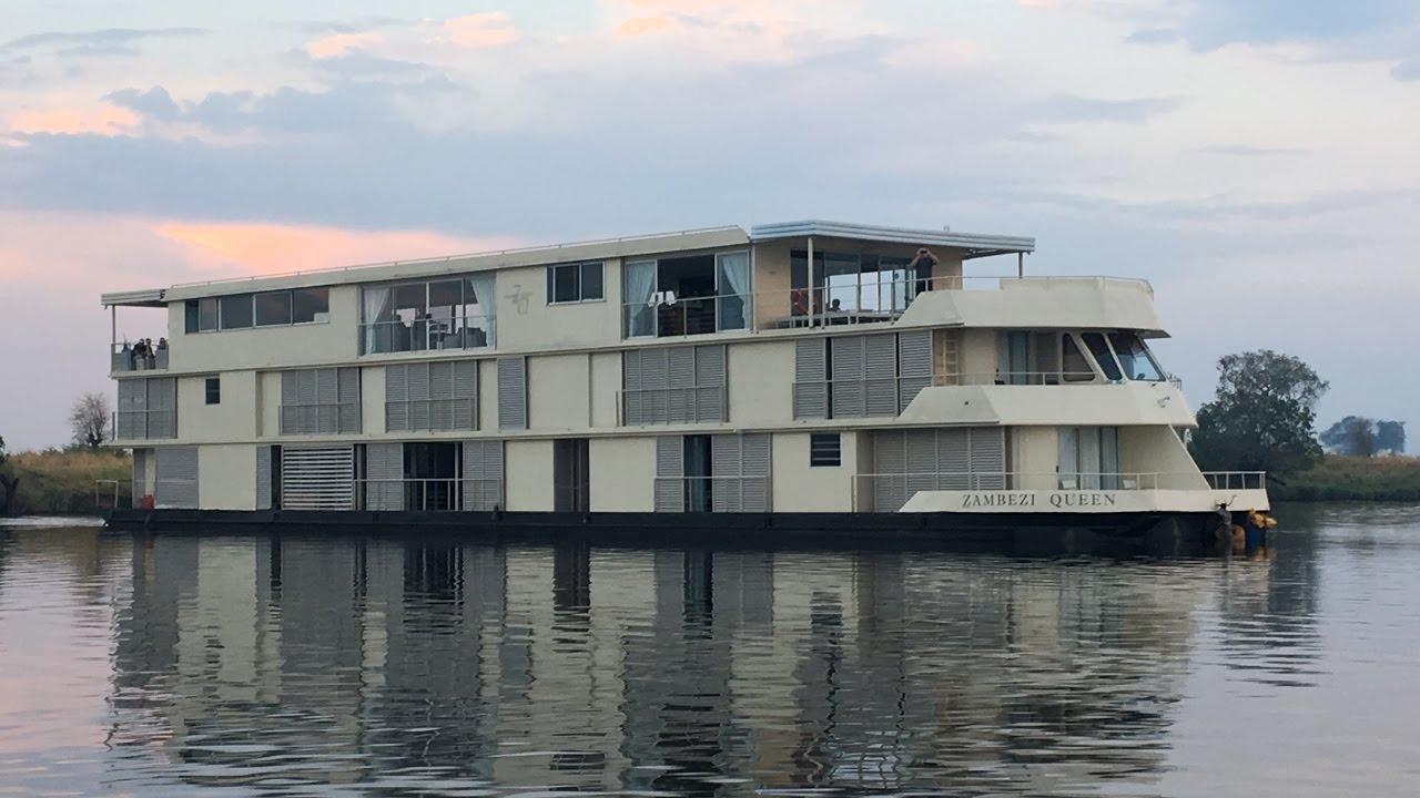 Luxury Africa River Cruise Safari Youtube