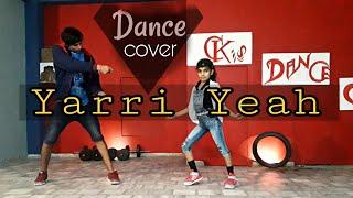 Yarri Yeah || Dance || Mickey Singh ft. Nani :Anjali || Ck kishor choreography