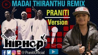 Praniti Madai Thiranthu Yogi B and Natchatra Malaysian Tamil HipHop