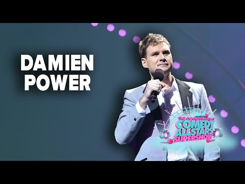 Damien Power -