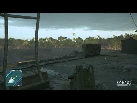 Battlefield Hardline - Ep 3 Gator Bait: Miami Aquatic Stadium, Disable Alarm, AKM Bleacher Combat