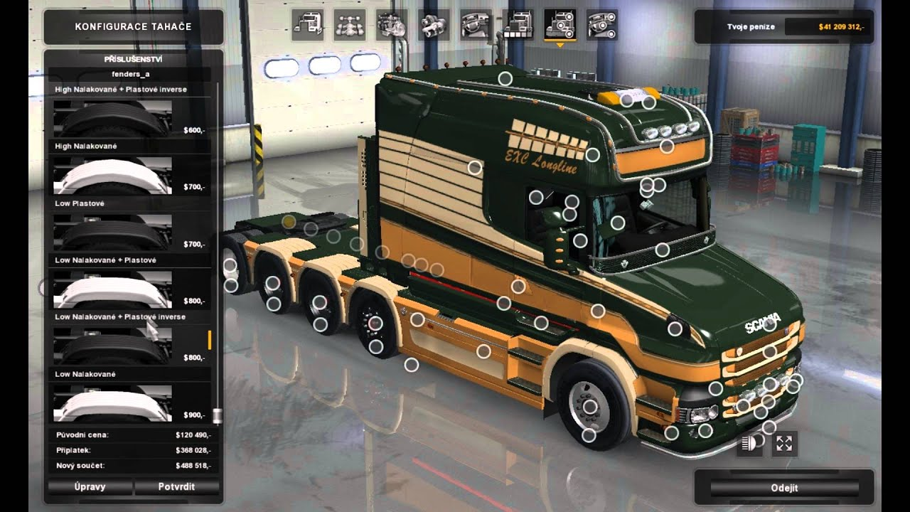 how to make your truck automatic in ets2