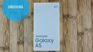 Samsung Galaxy A5 Unboxing & Hands On Overview