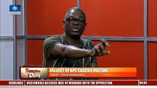 Osuntokun Accuses Buhari Of Radicalising The Nation Ahead Of Elections |Sunrise Daily|