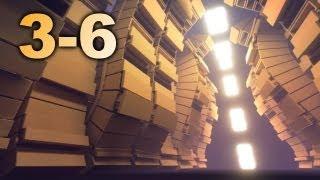 Уроки по Blender. Урок 3-6. Мир ящиков. Свет, материалы, пост-обработка.