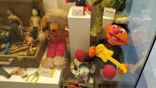 Ayşe Ebrar ile Oyuncak Müzesini Gezdik. Eğlenceli Çocuk Videosu