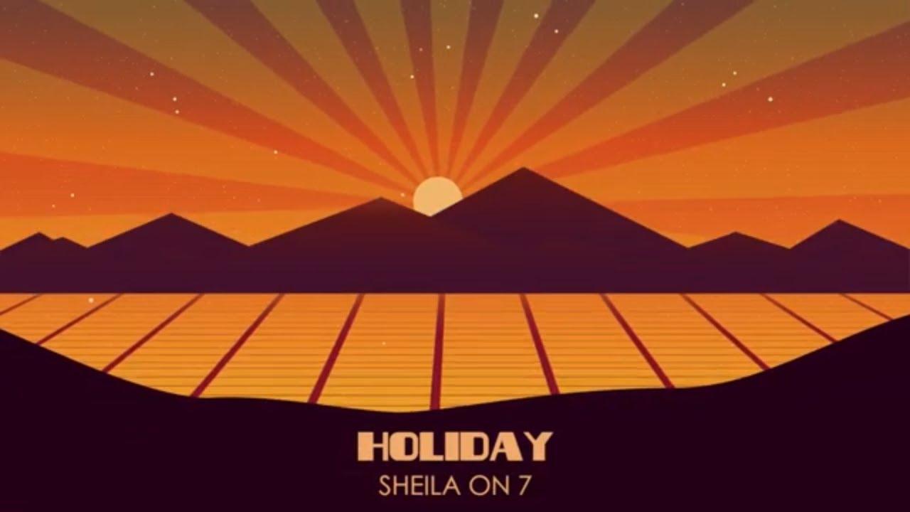 Sheila On 7 - Holiday