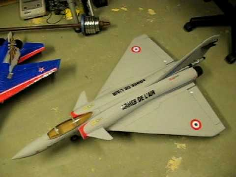 Mirage 4000 F16 Su 27 Flanker Rc Ducted Fan Jet Planes